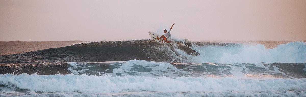 サーフィンについて