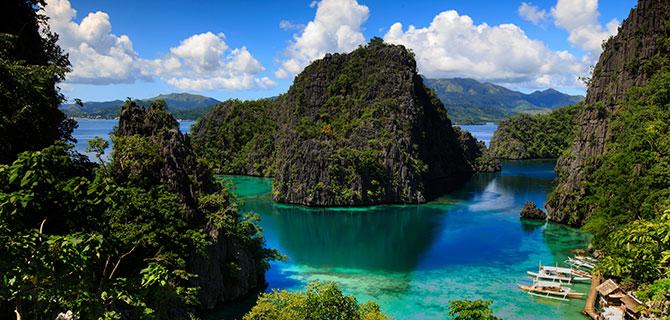 パラワン島