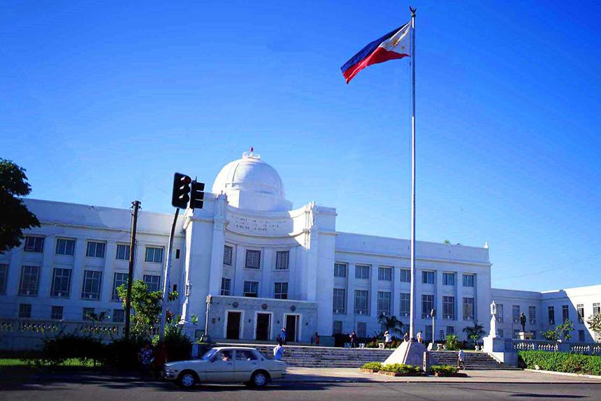 セブ州政府庁舎