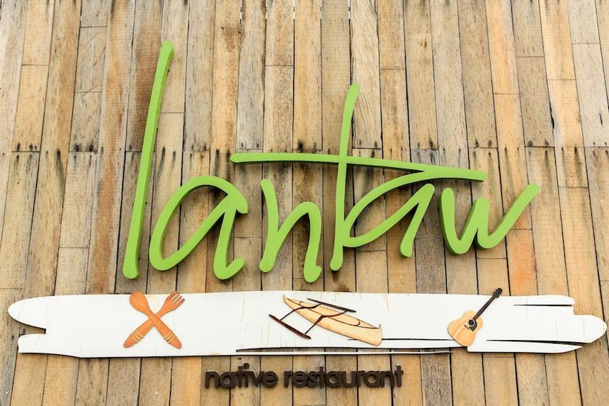 ランタウ・フローティング・ネイティブ・レストラン