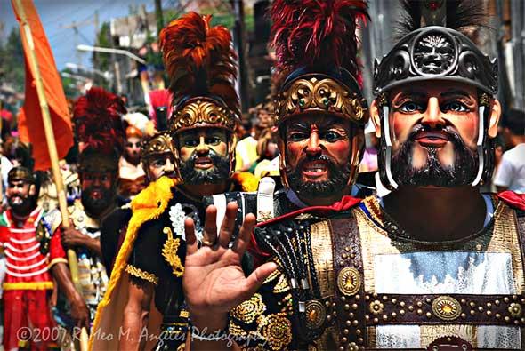 モリオネスの祭り