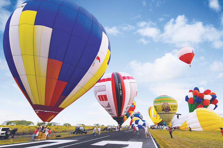 フィリピン国際気球フェスティバル