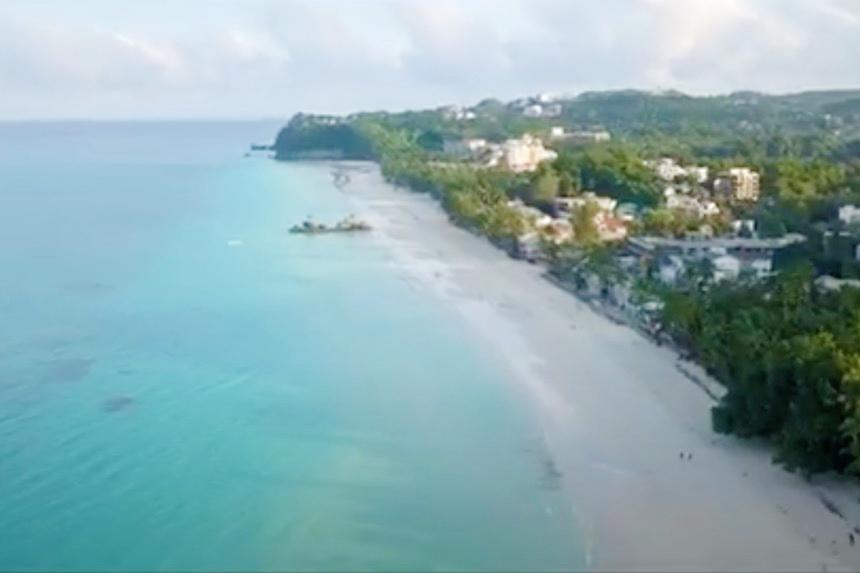 ボラカイ島ー持続可能な観光開発へ