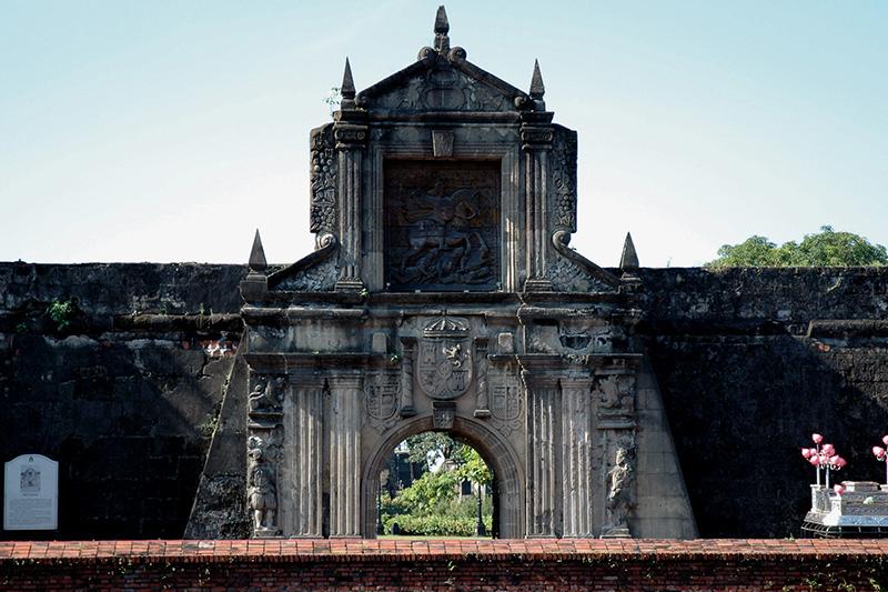 サンチャゴ要塞跡