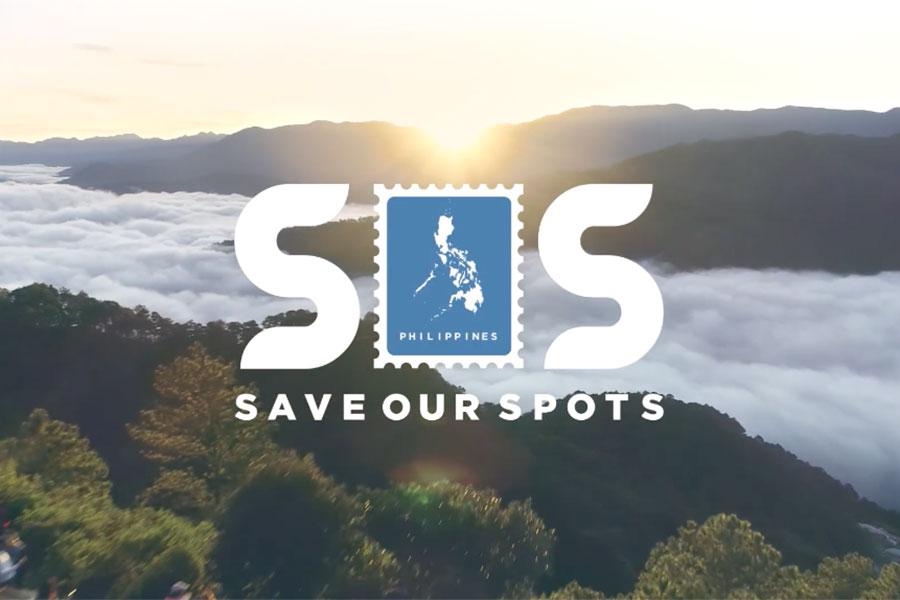 Save Our Spots ずっとこれからも、もっと楽しいフィリピンへ