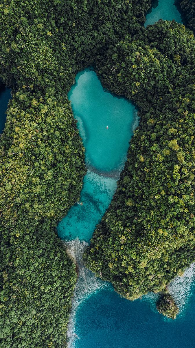 シャルガオ島