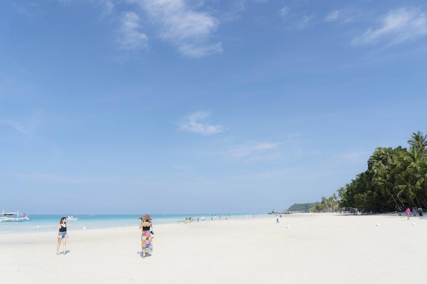 常夏の楽園・フィリピンで訪れて欲しい!厳選ビーチ4選
