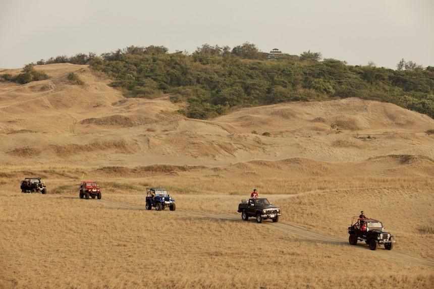 ラパス砂丘