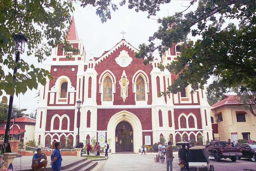 フィリピン,観光,教会