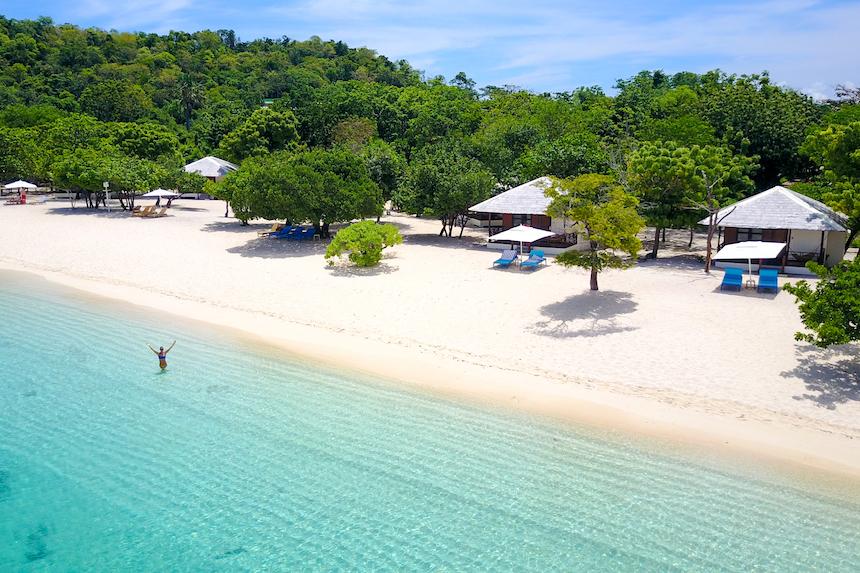 <HP情報>ホームページにボラカイ島とパラワン島の宿泊施設スポットを新たに追加しました