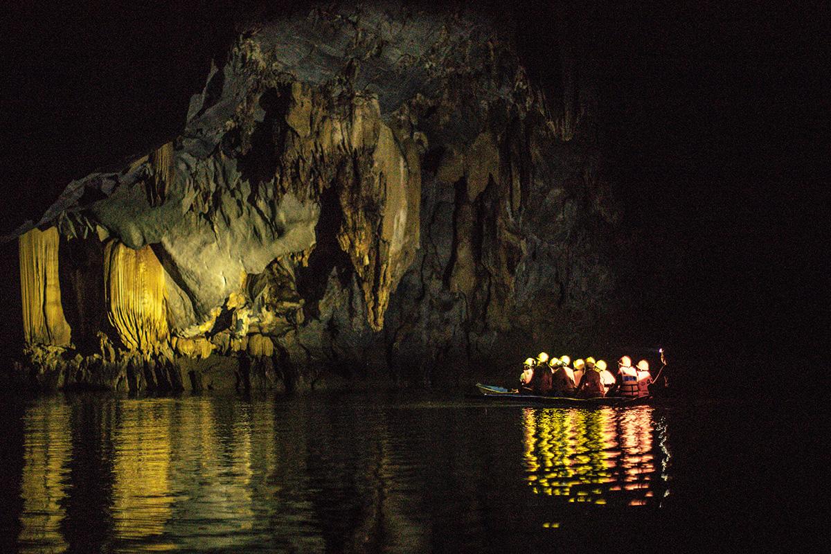 プエルトプリンセサ地下河川国立公園