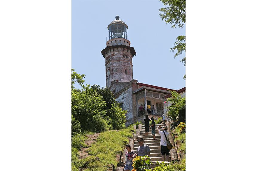ボヘヤドール岬灯台