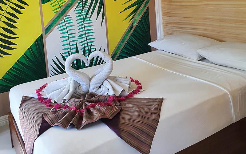ドス パルマ アレセフィ アイランド リゾート