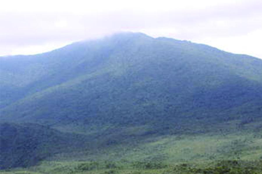 ハミギタン山